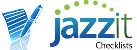 Jazzit Checklists
