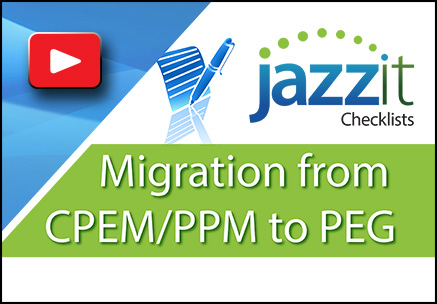 Migration from CPEM / PPM to PEG