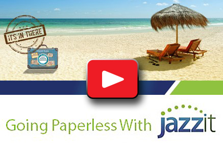 Going Paperless with Jazzit